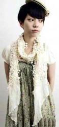 Ажурный шарф Зимние солнышки