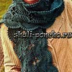 Длинный шарф Ленточный