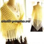 Желтая шаль